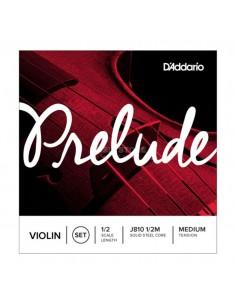 Encordado violin Prelude 1/2 J810 D´addario