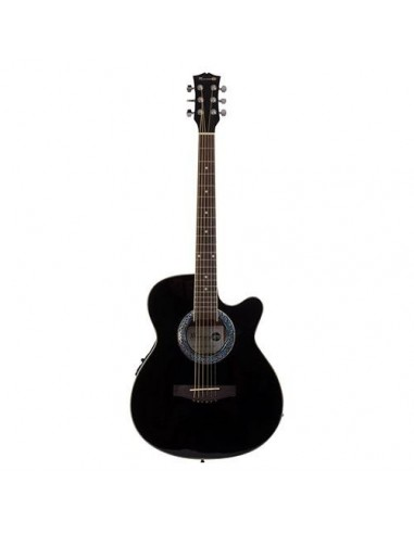 Guitarra Electro Acustica MPEA1BK Mercury Pro