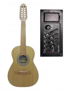 Tiple Colombiano Electro Acustico TP1EQ Musicstore