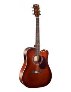 Guitarra Electro Acustica MR500EBR Cort