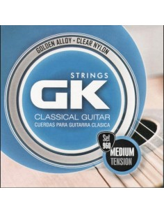 Encordado Guitarra Clasica 960 GK Medina Artigas