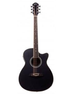 Guitarra Electro Acustica OACE BM Oscar Schmidt