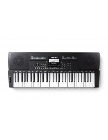Teclado 5 octavas Harmony 61 Alesis