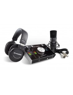 Pack home studio M-Track 2x2 Vocal Studio Pro M-Audio