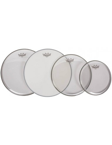 Set de parches Pro Pack PP0240BE Remo