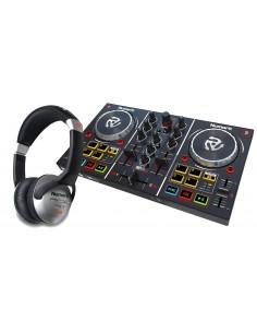 Controlador Dj Partymix Numark + Audifono HF125 Numark