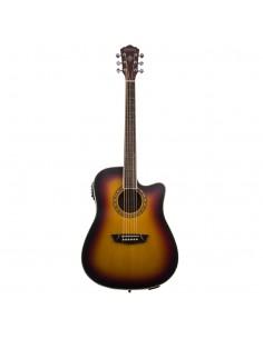 Guitarra Electro Acustica WD7SCEATB Washburn