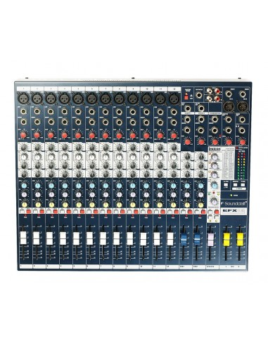 Mezclador EFX12 Soundcraft