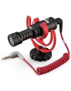 Microfono camara VideoMicro Rode