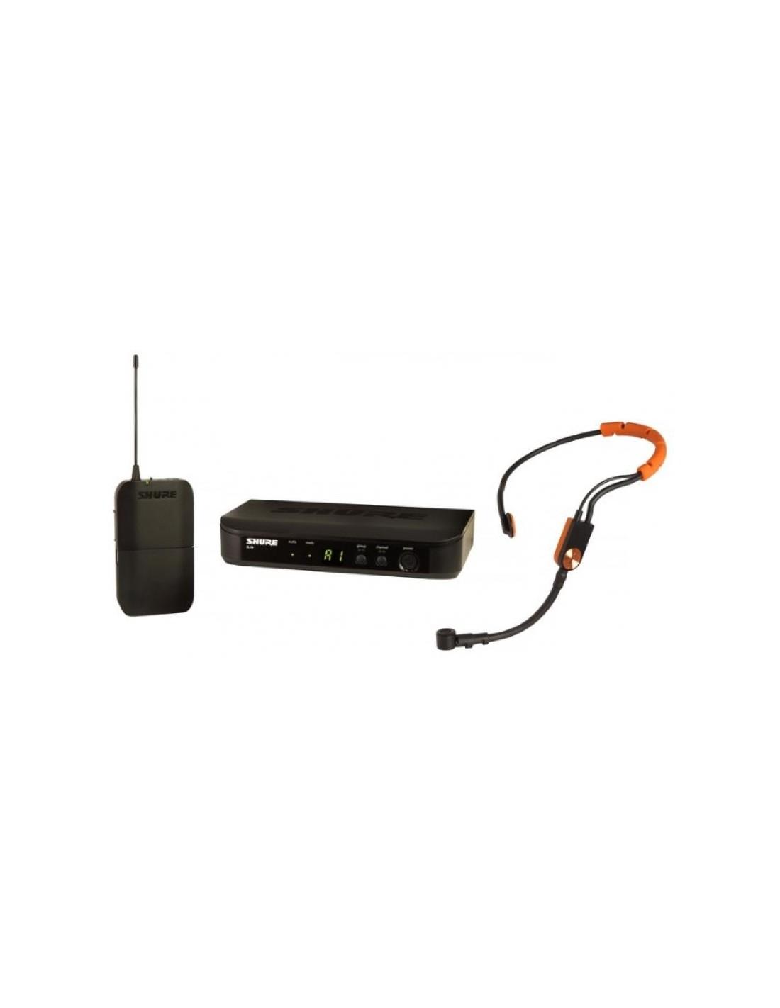 Microfono Inalambrico cintillo BLX14/SM31 Shure