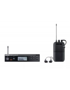 Sistema monitoreo inalambrico P3TR112GR Shure