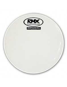 Parche blanco liso 12 pulgadas PPIM12 RMX