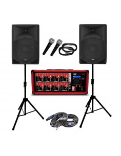 Set de Amplificacion NVK8500pack Novik Neo