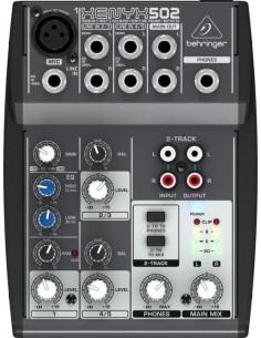 Mezclador 502 Behringer