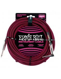 Cable instrumento 7 metros P06062 Ernie Ball