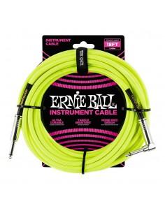 Cable instrumento 5 metros P06085 Ernie Ball