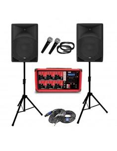 Set de Amplificacion NVK6400pack Novik Neo