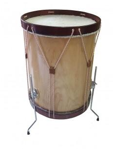 Bombo folklorico 18 pulgadas con patas BF18P Musicstore