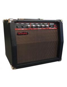 Amplificador bajo electrico BX50 Scorpion