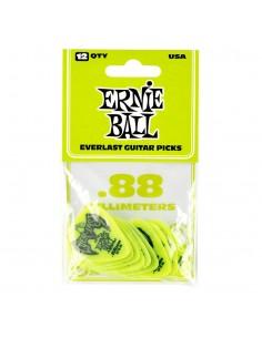 Pack 12 Uñetas P09191 Ernie Ball