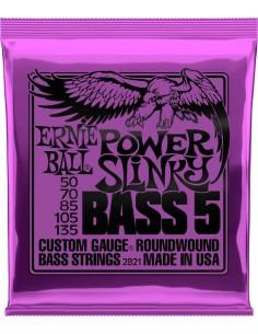 Encordado bajo 5 cuerdas 2821 Ernie Ball