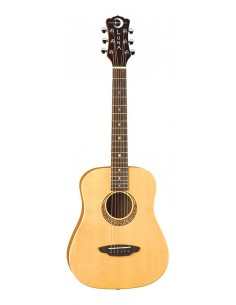 Guitarra Acustica Travel SAF MUS SPR Luna Guitars