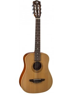 Guitarra Clasica Travel SAF NYL Luna Guitars