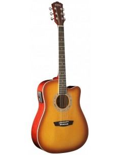 Guitarra Electro Acustica WA90CETS Washburn