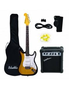 Pack Guitarra Electrica WS300TS Washburn
