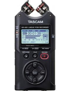 Grabadora Portatil DR40X Tascam