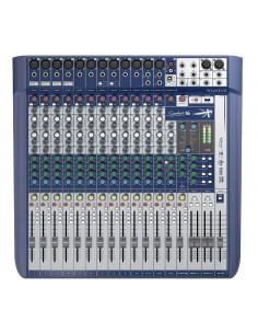 Mezclador Signature 16 Soundcraft
