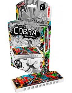 Armonica White Cobra C Hohner