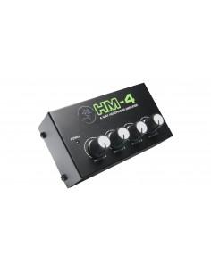 Amplificador de audifonos HM4 Mackie